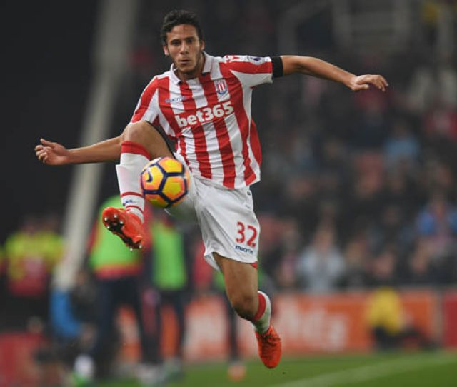 Liverpool Transfer News Stoke Winger Ramadan Sobhi Being Discussed