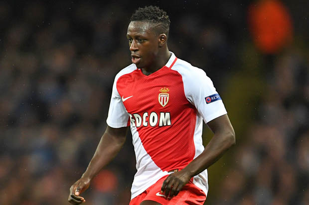 Image result for benjamin mendy monaco