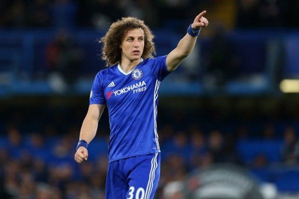 Chelsea star David Luiz: Tottenham are on fire, this is ...