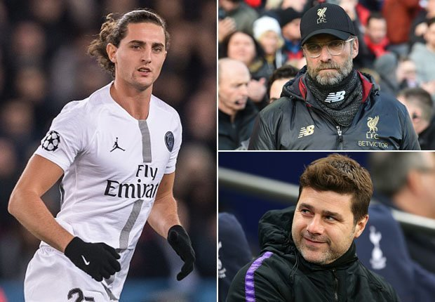 EXCLUSIVE LIVERPOOL TRANSFER: Spurs fear reds or Barcelona will land with a 20 million pound star