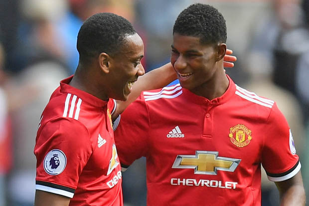Image result for rashford martial