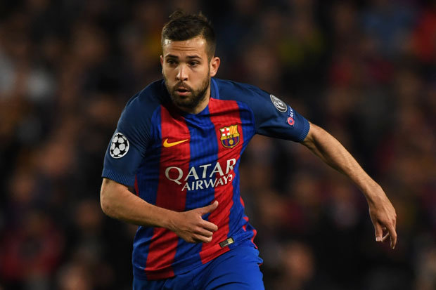 Image result for jordi alba