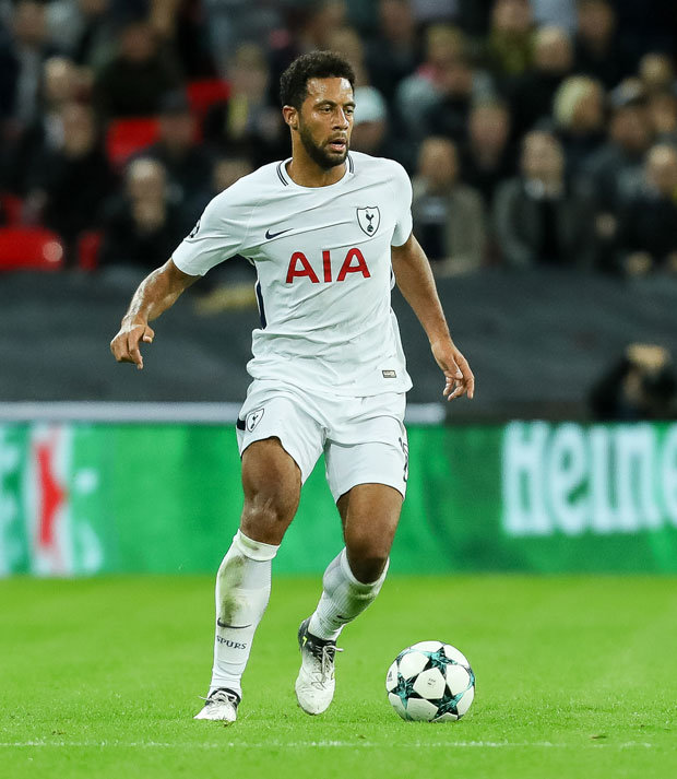 Tottenham Mousa Dembele Champions League