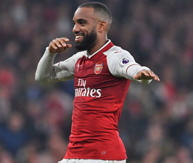 Arsenal Star Alexandre Lacazette I Dont Care About Records I Am Yet To Hit My Peak