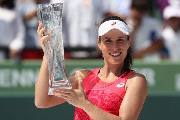 Johanna Konta: I have won the Miami Open... now I want ...