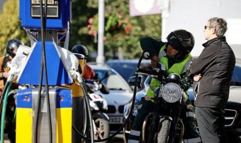 Russia and world mocks Britain over ongoing fuel crisis - 'What will run out next?'