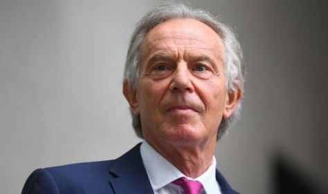 One rule for them! Britons fume as Tony Blair saves £312,000 on stamp duty