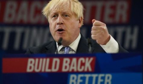 Boris Johnson indicates U-turn on planning reforms amid fears of 'blue wall' revolt