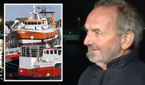 'Going to be war in the water!' Jersey fishermen ready to fight back amid France threat