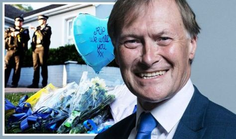 Tory MP David Amess dead after being stabbed multiple times - Terror police called in