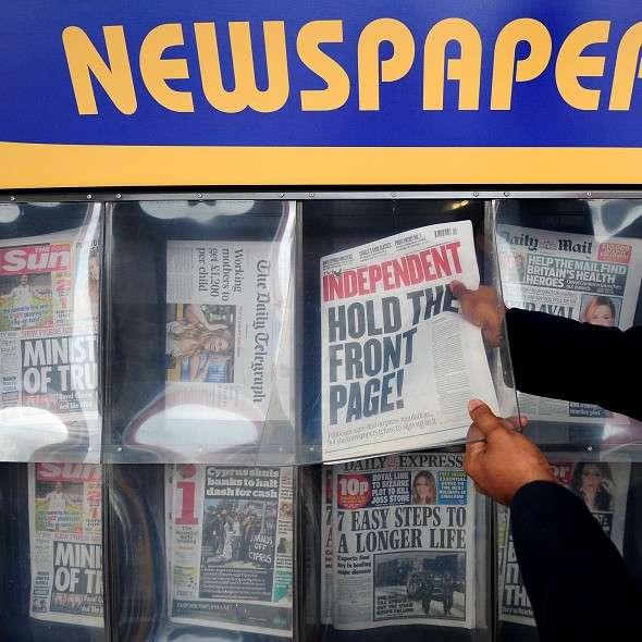 Press watchdog plan put forward   UK   News   Express.co.uk