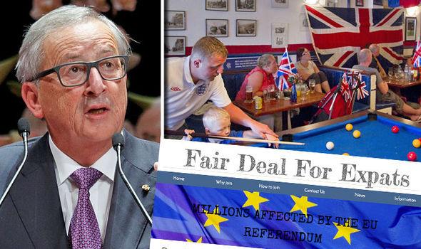 expatriados Brexit