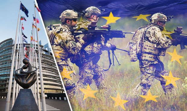 The EU Army will require €100 billion more in funding