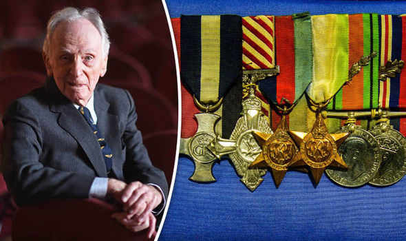 Captain Eric 'Winkle' Brown
