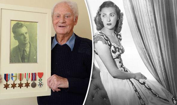 Dame Vera Lynn and Raymond Buck