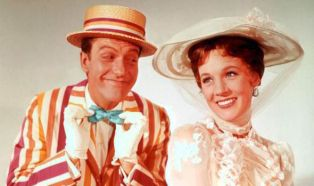 Image result for dick van dyke in mary poppins