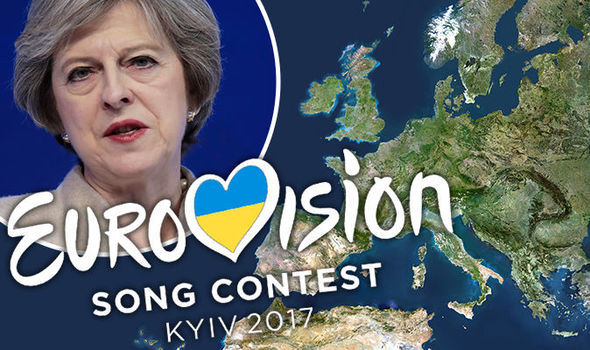 BBC will televise Eurovision
