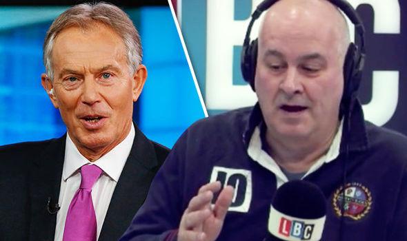 Iain Dale and Tony Blair