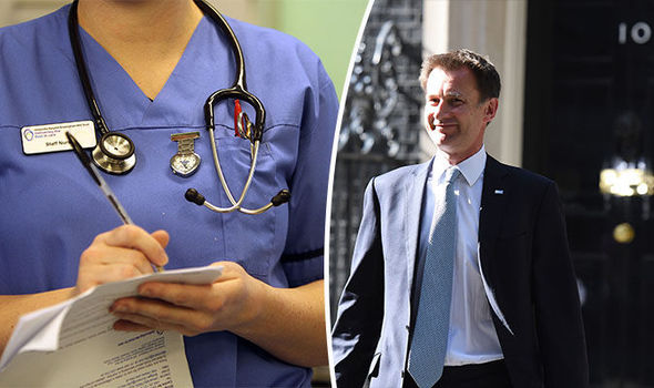 Image result for NHS boss says health provider is making plans for all possible Brexit situations