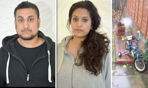 Husband and wife guilty of plotting huge London terror ...