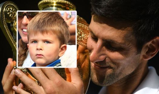 Novak Djokovic's son BARRED from Wimbledon final due to ...