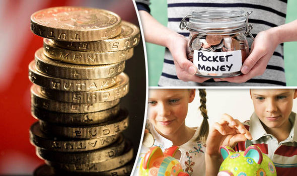 Pocket money gender pay gap