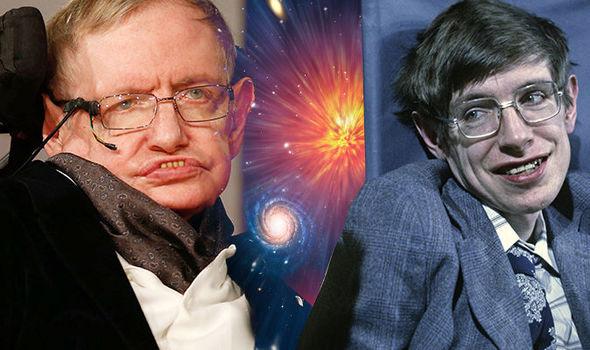 Stephen Hawking dead Scientist behind modern cosmology
