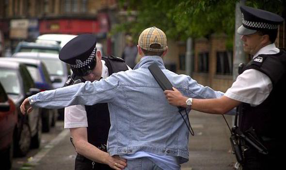 Scottish Police Are Looking To Limit Random Stop And