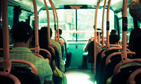 Anyone who sees a person watching pornography on public transport should contact police