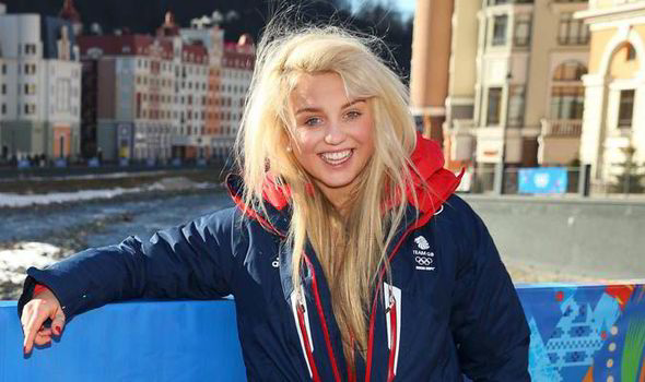 The British ice girls going for Winter Olympic glory | UK ...