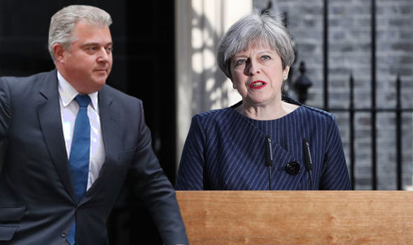 """Brandon Lewis has promised to galvanise apparent """"shy Tories"""" as part of plans to go """"hell for leather"""" ahead of the next election"""