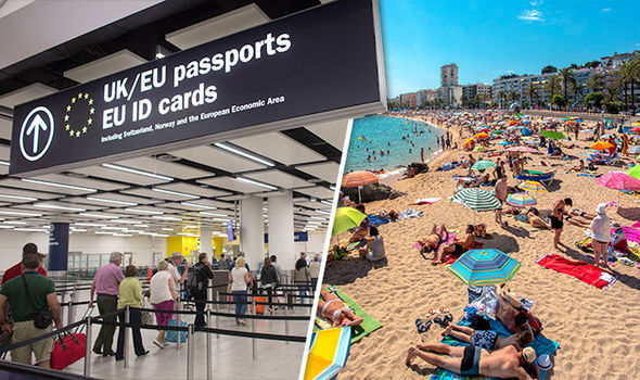 British expats in Spain could return home after Brexit