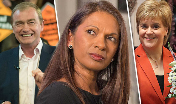 Gina Miller is set to spend tens of thousands to try and stop a hard Brexit