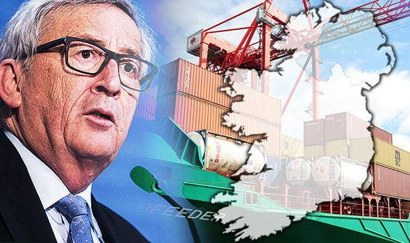 Brexit news European Union shipping plan