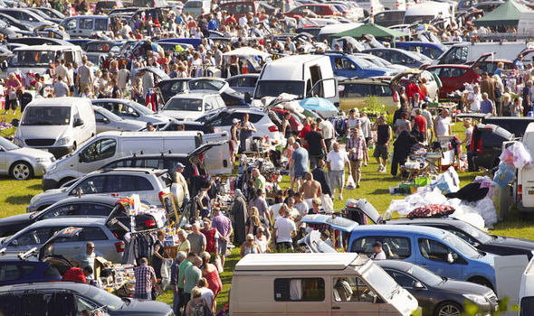 car boot sale tips