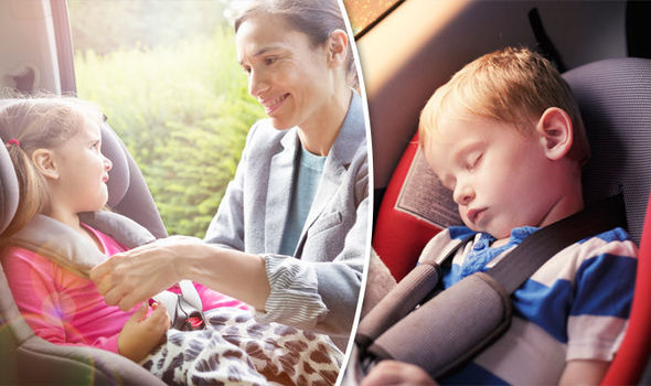 New child booster seat laws are due to come into force