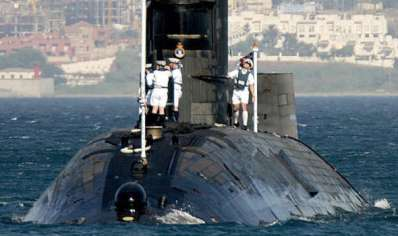 The incident has reduced the hunter killer fleet to five subs instead of the recommended seven