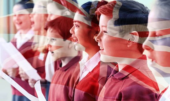 one britain one nation day