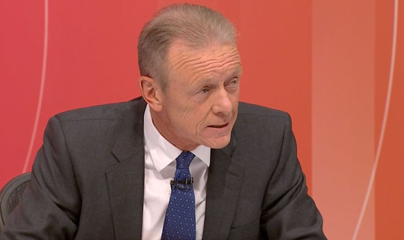 BBC Question Time: Audience erupts after commentator has ...