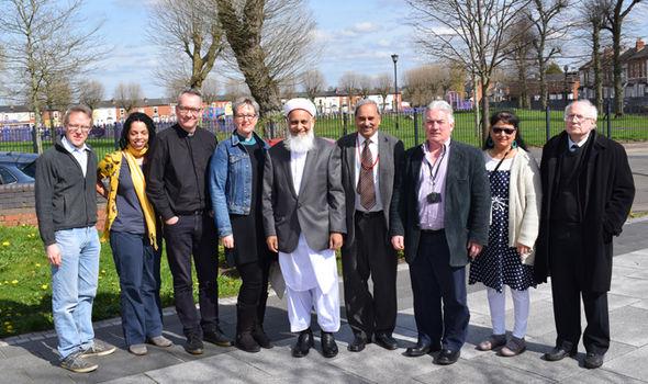Birmingham Sparkbrook terror Westminster attack mosque