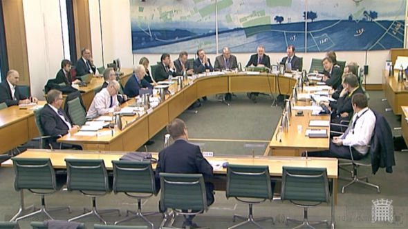 Commons Brexit Committee