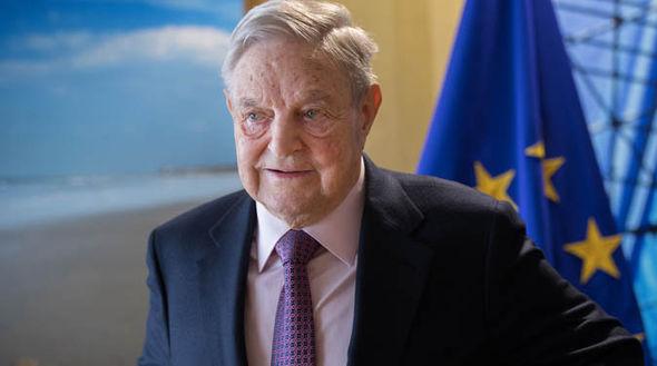 Brexit George Soros
