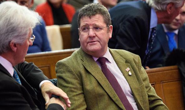 Mike Hookem MEP