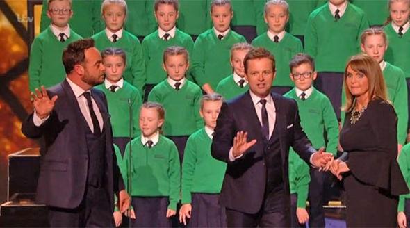 Britain's Got Talent semi final