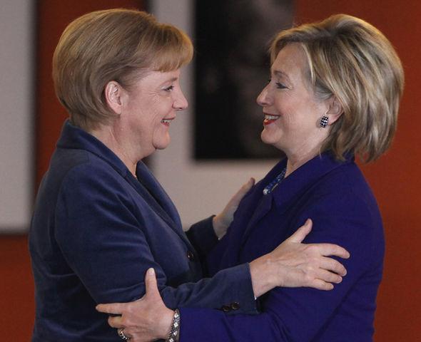 Clinton Merkel