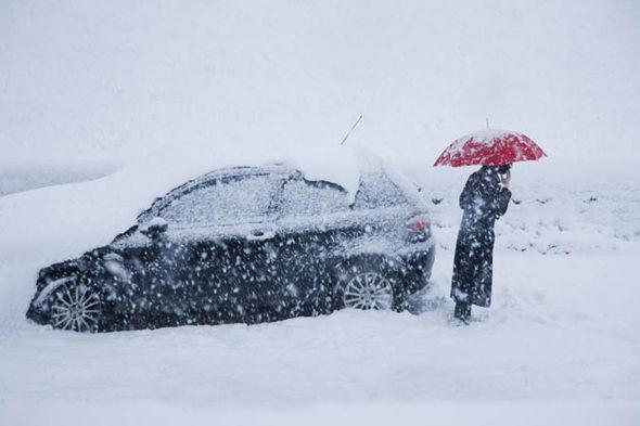 Cold Arctic blasts to hit Britain, temperature drops ...