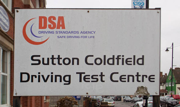 Driving centre
