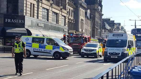 EDINBURGH CYCLIST DEATH
