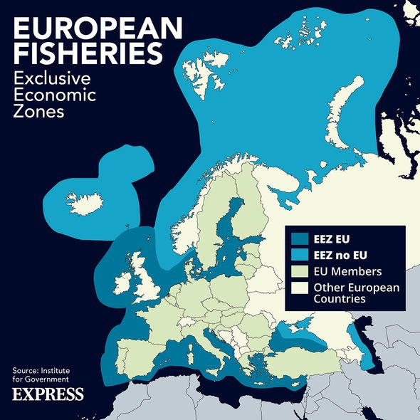 European fisheries mapped