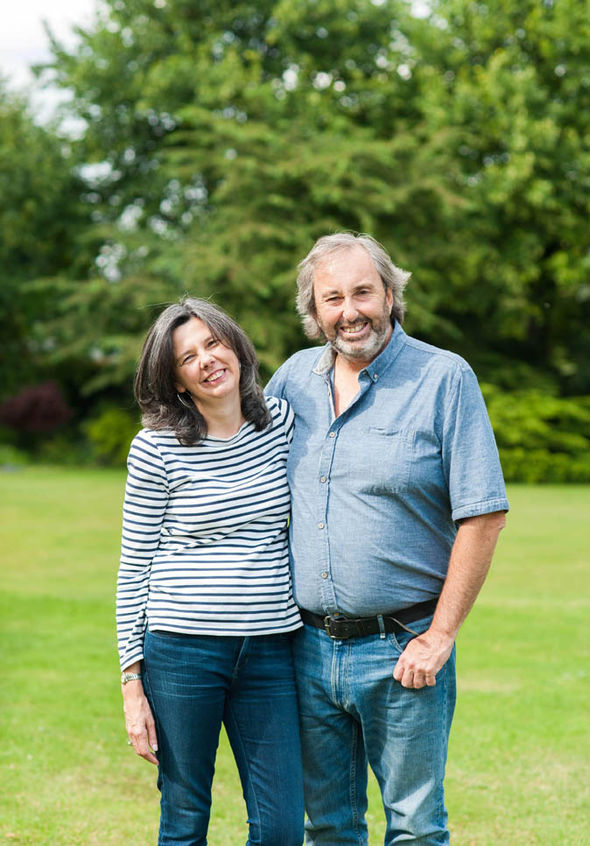 Helen Bailey and Ian Stewart